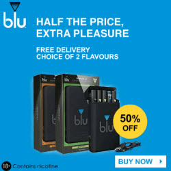 New Blu E-Cig Premium pack November RHS