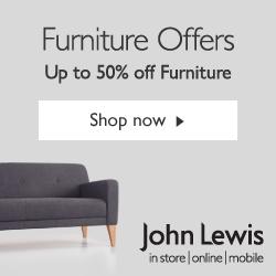 John Lewis Furniture Offer