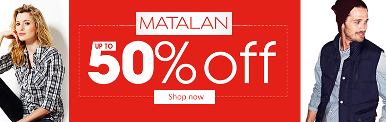 Matalan August bank holiday