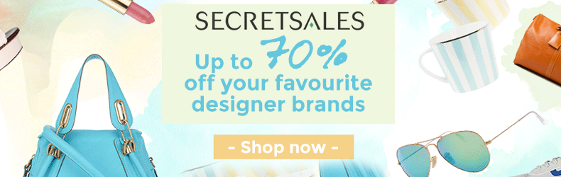 Secret Sales 70 off sale
