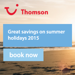 Thomson summer saver offers