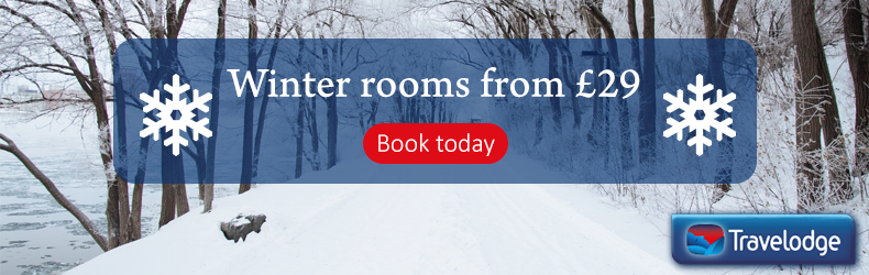 Travelodge winter breaks