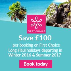 First Choice September offer Long haul