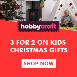 Hobbycraft 3 for 2 kids right side