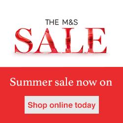 Marks and Spencer 70% off summer sale