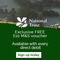 tesco clubcard deals national trust membership