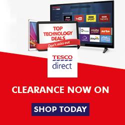 Tesco February Clearance offers