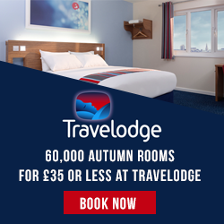 Travelodge September offers