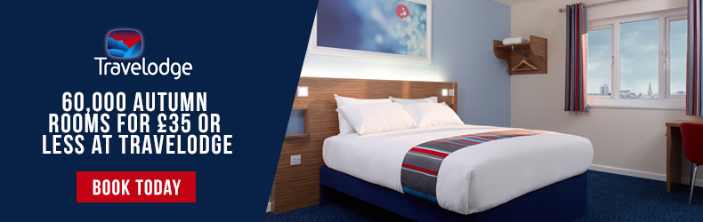 Travelodge september sales