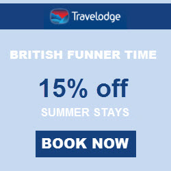 Travelodge Summer Time code