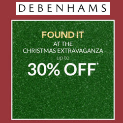 Debenhams Christmas event 2016