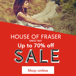 House of Fraser further reductions RHS