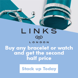 Links of London Stackable offer March