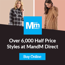 MandM Direct thousands of offers