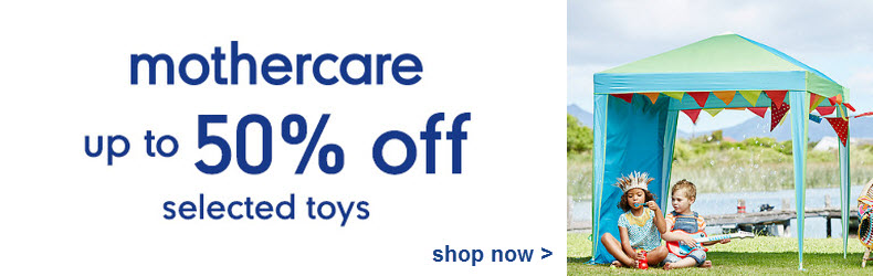 Mothercare summer august sale