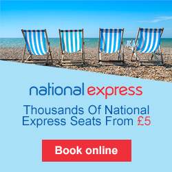 National Express FunFare tickes