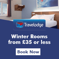 Winter Rooms Travelodge